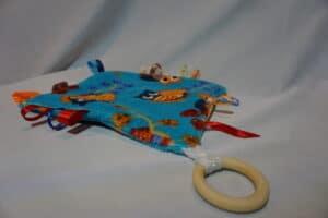 doudou hibou